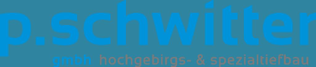 logo p.schwitter gmbh
